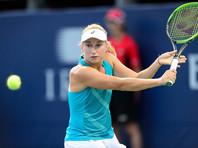 """""""Бесперспективная"""" теннисистка Дарья Гаврилова вошла в топ-20 рейтинга WTA"""