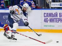 Нападающий Данис Зарипов не исключил, что продолжит карьеру в НХЛ