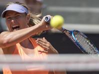 Мария Шарапова снялась с очередного турнира из-за травмы