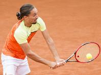 Лучшего теннисиста Украины заподозрили в организации договорного матча