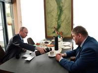 Владимир Путин отказался стать тренером футбольной сборной России перед домашним чемпионатом мира