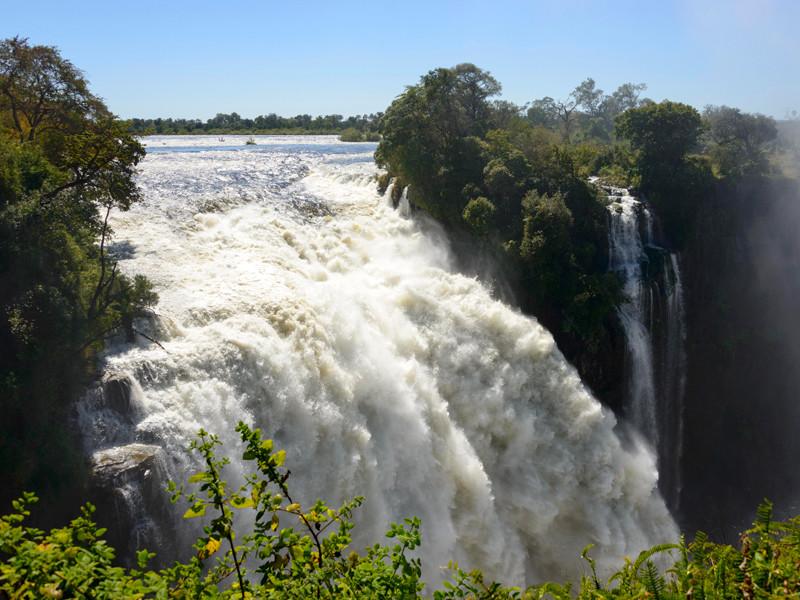 Кубок мира по шахматам хотят провести под водопадом Виктория