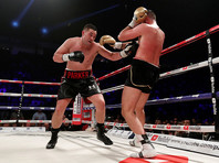 Боксер Хьюи Фьюри не смог вернуть чемпионский пояс в семью