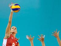 Российским волейболисткам не удалось защитить титул чемпионок Европы