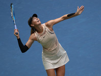 Шарапова взяла реванш у Севастовой за поражение на US Open
