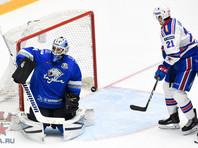 Хоккеисты СКА одержали 15-ю победу подряд в чемпионате КХЛ