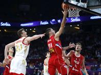 Российские баскетболисты не смогли пробиться в финал чемпионата Европы