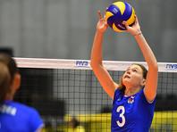 Российские волейболистки победили японок на Всемирном кубке чемпионов