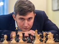 Российский шахматист Сергей Карякин