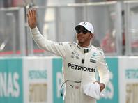 Квалификация Гран-при Малайзии осталась за Хэмилтоном