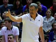 Базаревич остался у руля мужской сборной РФ по баскетболу, женщин доверили немцу Ланге