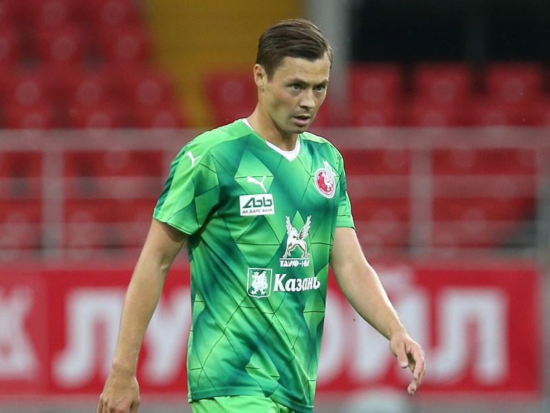 Динияр Билялетдинов заключил контракт с футбольным клубом из Литвы