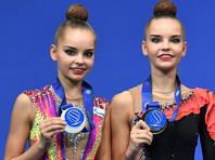 Дина Аверина победила в личном многоборье, второе место заняла ее сестра