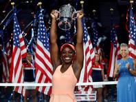 Американская теннисистка Слоан Стивенс стала победительницей US Open