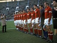Форма сборной СССР попала в число лучших в истории футбола