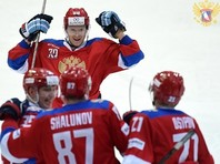 Сборная России по хоккею сыграет с канадцами на Кубке Первого канала