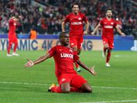 Автором лучшего гола недели в Лиге чемпионов может оказаться спартаковец
