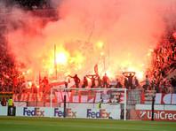 В Кельне произошла массовая драка между футбольными болельщиками