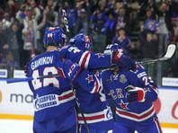 Питерский СКА одержал 16-ю победу подряд на старте чемпионата КХЛ