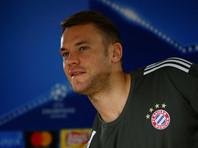 Вратарь сборной Германии по футболу Мануэль Нойер вновь сломал левую ногу