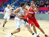 Сборная России досрочно вышла в плей-офф Евробаскета