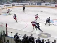 Московский ЦСКА прервал девятиматчевую победную серию в КХЛ