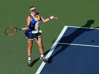 Теннисистка Павлюченкова уступила в финале токийского турнира Возняцки