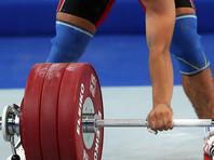 Российских тяжелоатлетов на год отстранили от международных соревнований