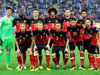 Бельгия первой в Европе пробилась на чемпионат мира по футболу