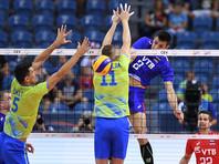 Российские волейболисты вышли в полуфинал чемпионата Европы, не проиграв ни сета