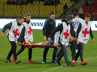 Кандидат в сборную России Кирилл Панченко получил острую травму