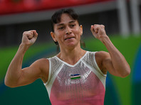 42-летняя гимнастка Чусовитина готовится выступить на своей восьмой Олимпиаде