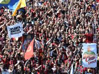 В североамериканской футбольной лиге побит рекорд посещаемости матчей