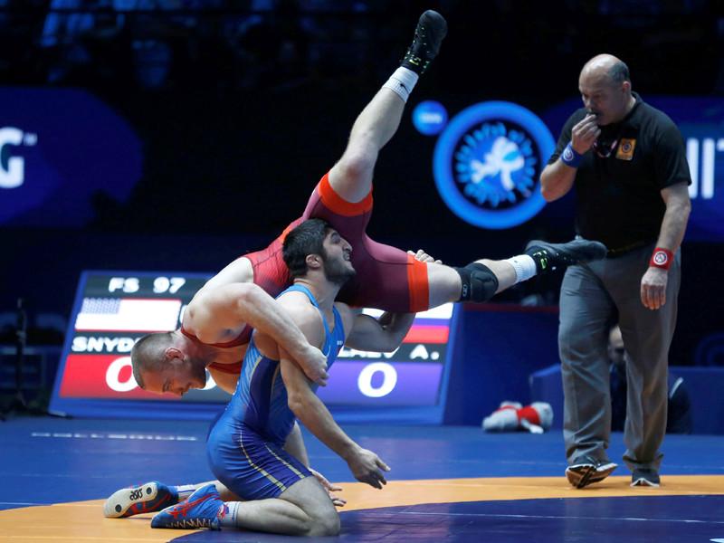 Провал россиян на чемпионате мира по борьбе сочли стратегическим ходом