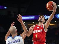 Российские баскетболисты впервые за 6 лет вышли в полуфинал чемпионата Европы