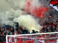"""УЕФА завел очередное дисциплинарное дело в отношении """"Спартака"""""""