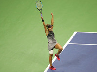 В финале US Open сыграют американки Мэдисон Киз и Слоан Стивенс