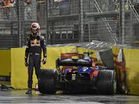 """Отстранение от гонок """"Формулы-1"""" шокировало российского пилота Даниила Квята"""