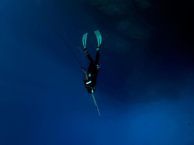 Болгарская аквалангистка погибла в ходе рекордного погружения