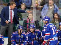 СКА обновил очередной рекорд КХЛ, набрав очки в 28-й игре подряд