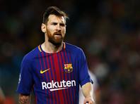 Лионель Месси забил свой сотый гол в еврокубках