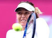 Шарапова пробилась в финал турнира WTA впервые за два с половиной года