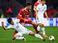 Футболисты Южной Кореи забили в матче с Россией четыре мяча, но все равно проиграли