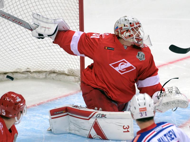 СКА продлил рекордную победную серию в КХЛ до 20 матчей