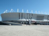 ФИФА признала строящийся к ЧМ-2018 стадион в Ростове непригодным для болельщиков с лишним весом