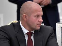 Союз ММА России потребовал законодательно запретить бои среди детей до 12 лет