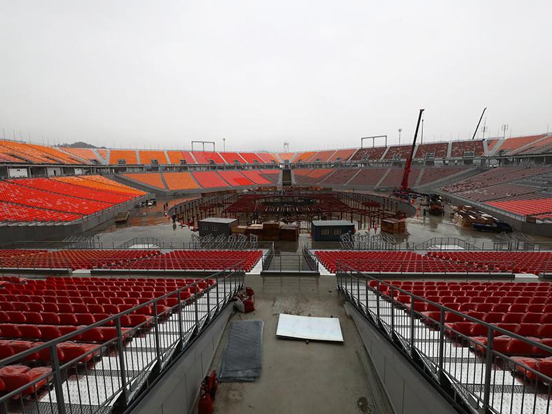 Олимпийский стадион в Пхенчхане снесут после закрытия Игр-2018
