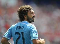 Итальянский футболист Андреа Пирло в декабре повесит бутсы на гвоздь