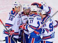 Питерский СКА продлил свою победную серию до рекордной отметки