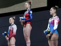 Россияне вновь стали третьими на чемпионате мира по спортивной гимнастике